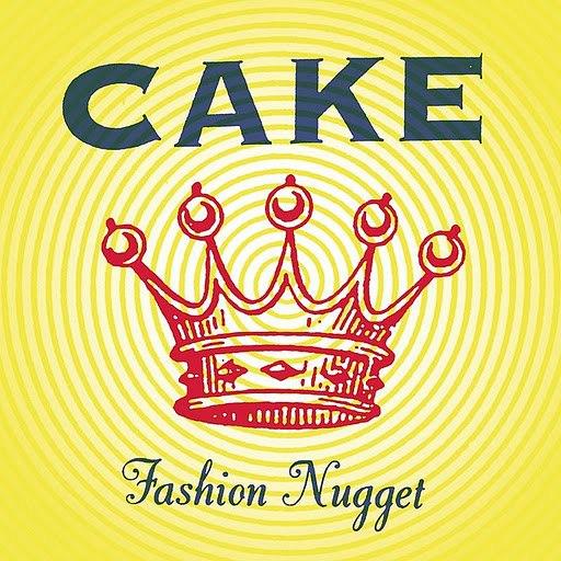 Cake альбом Fashion Nugget