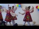 Танец Девчата ученицы 4-х классов СОШ №22