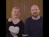 Macbeth Encores Relationship Advice Questions with Anne-Marie Duff and Rory Kinnear