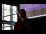 Никита Джигурда на презентации PRIZM