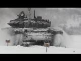 Подготовка мотострелков Северного флота к конкурсу «Танковый биатлон»