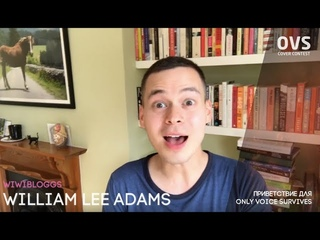 Hello from William Lee Adams (Wiwibloggs)