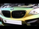BMW M2 3.0i Twin Turbo N55 JB4 Remap Coupe Automatic wrapped in Chameleon Green