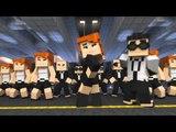 Minecraft Man' - A Parody of PSY Gentleman (Minecraft Song Animation)