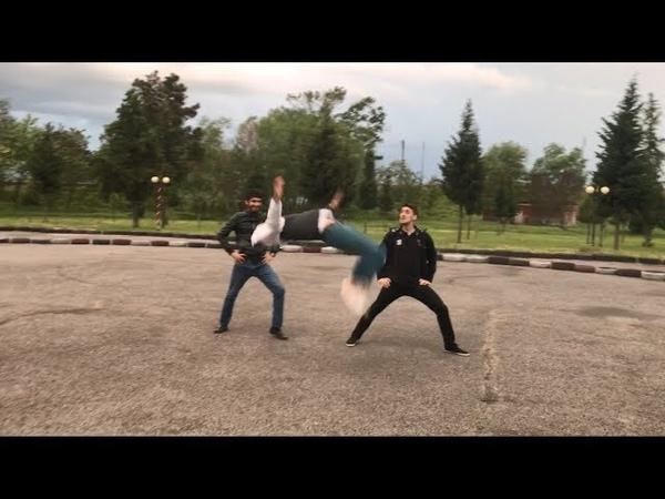 Парни Танцуют Красиво И Четко 2018 Лезгинка Мадина (Новая) Assa Group ALISHKA ELCHIN UMID