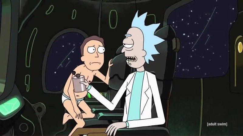 Rick and Morty - They Blew Up » Freewka.com - Смотреть онлайн в хорощем качестве