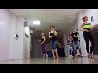 Cherry Kiz | Kizomba Lady| Darya Shcherbakova | 05.2018