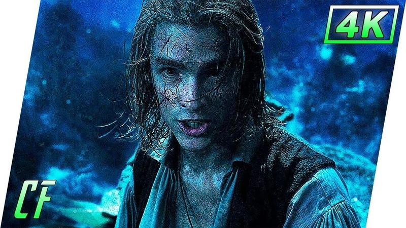 Пираты Карибского моря Мертвецы не рассказывают сказки   Финальная битва против Салазара (Часть 1)
