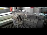 Впечатляющая копия «Тысячелетнего сокола» за 10 дней 3D-печати