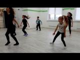Contemporary. Студия танца Paradox. Юбилейный квартал. СПб