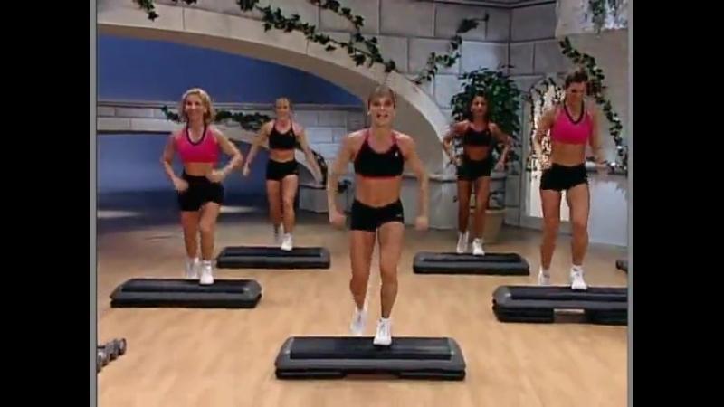 Intensity series - Cardio Weights - Cathe Friedrich