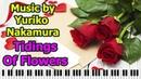Yuriko Nakamura Tidings Of Flowers Flower Letter Plum Sprig Romantic piano music