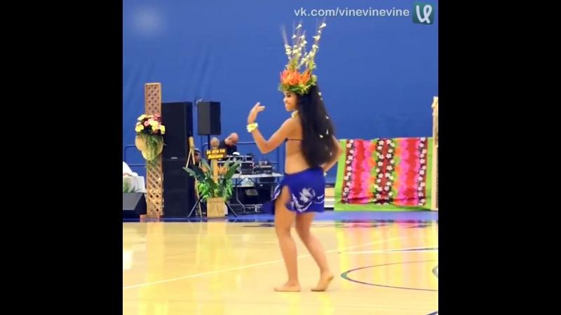 Гипнотизирующий танец