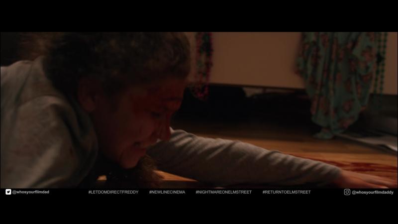 BOILER ROOM SCENE - RETURN TO ELM STREET - Fan Made Nightmare On Elm Street 2018 Movie Trailer