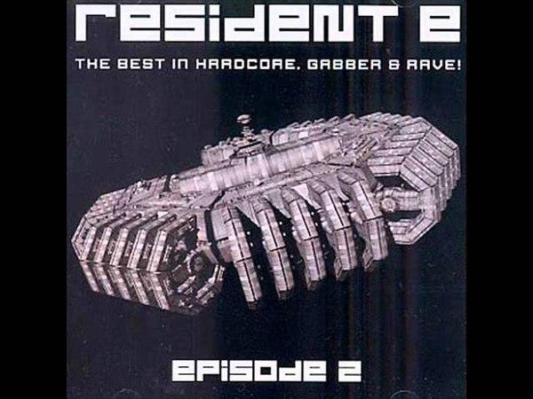 Marc Acardipane - Intruder (Resident E 2 PCP Hardcore Darkcore Gabber Gabba Techno Trance Rave 2000)