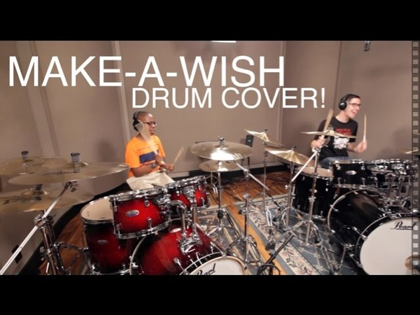 Make-A-Wish Drum Cover! - Uptown Funk Double Drummer Cover ft. LaVar!