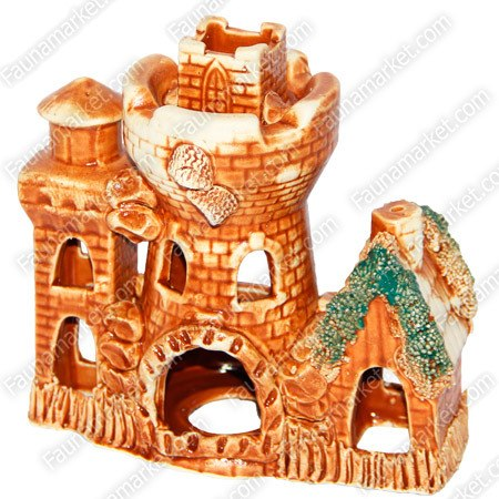 Замок башня № 229. Фауна