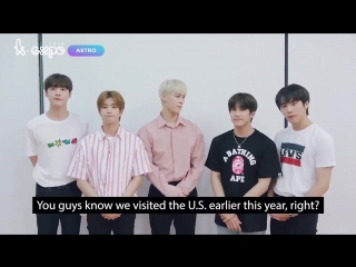 [25.08.2018] ASTRO - K-EXPO PROMOTION VIDEO