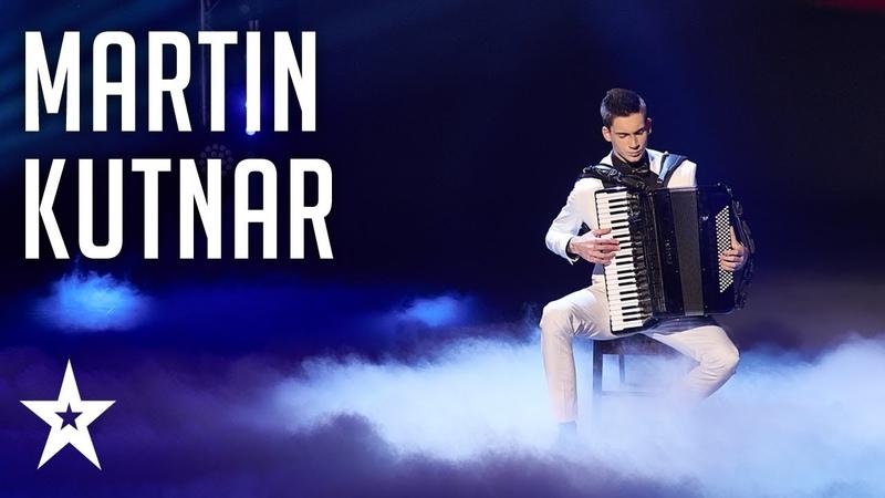 Martin Kutnar | Pjevanje | Supertalent 2017. | Finale
