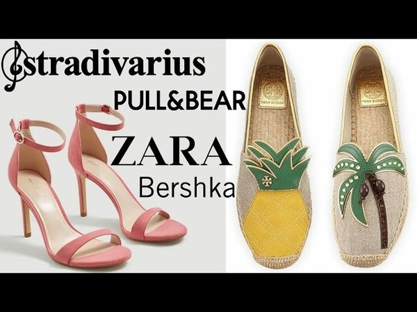 Nuevos Zapatos de Verano de HM, ZARA, MANGO Y MÁS   Moda 2018 de Calzado Mujer: sandalias y más
