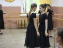 Экзамен по историко бытовому танцу Солнышко 3 А