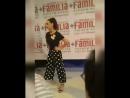 Презентация и просмотр первой серии теленовеллы Mi Marido Tiene Mas Familia