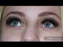 Как визуально увеличить глаза с помощью наращивания ресниц ASh.studio