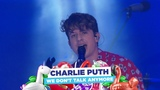 Charlie Puth - We Dont Talk Anymore (live at Capitals Summertime Ball 2018)