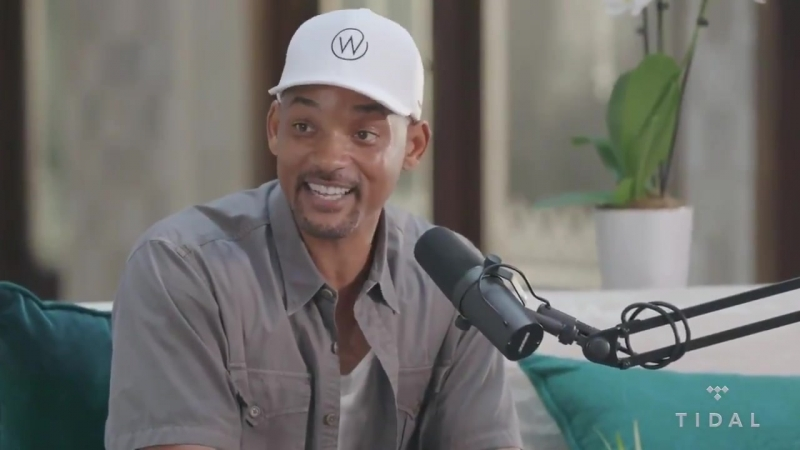 Will Smith says Kanye West's ability to create music that elevates other people makes him a great emcee