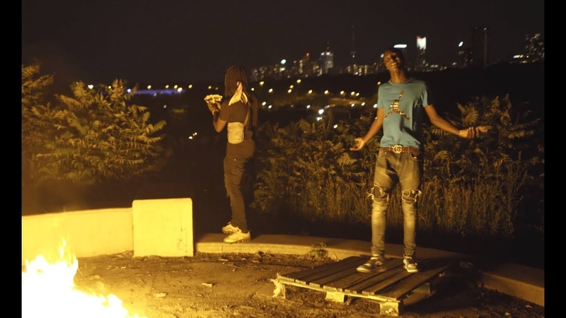 Lil Berete | STK Rax | 100 Times (Official video)
