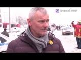 Прямая трансляция с места взрыва в жилом доме в Приморском районе Петербурга