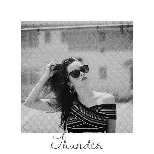 Megan Nicole альбом Thunder