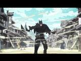 Трейлер анимационного фильма «Бэтмен-ниндзя»