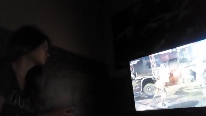 Ну кто за Таню?😁 даже ДемоническийШИННОК не проблема  MortalKombatTanyaMortalKombat Playstation4 ДжаксДжонниКейджЖак