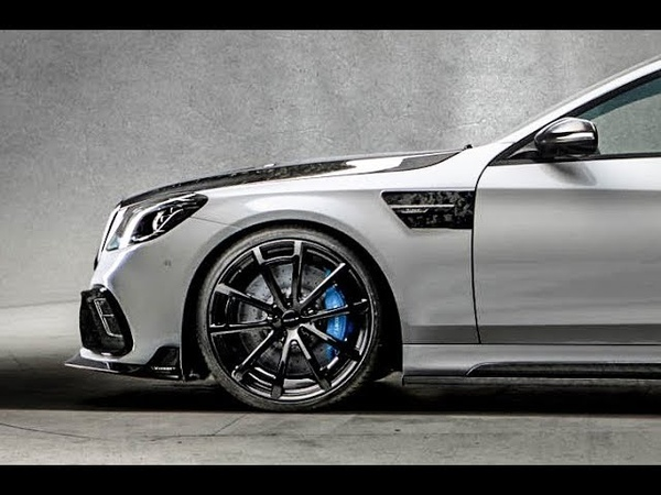 New 2018 Mercedes AMG S Class S63 MANSORY Mercedes S63 tuning 2018