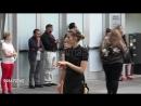 """Эбби Ли вместе с подругой Карой Стрикер на премьере фильма Don't Worry He Wont Get Far On Foot"""""""