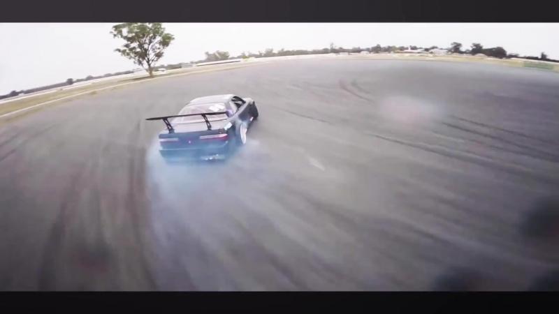 Drift VineNissan silvia s13 facelift 180sx drift training