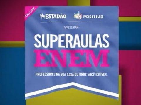 Genética molecular - Biologia - Super Aulas ENEM - Curso Positivo