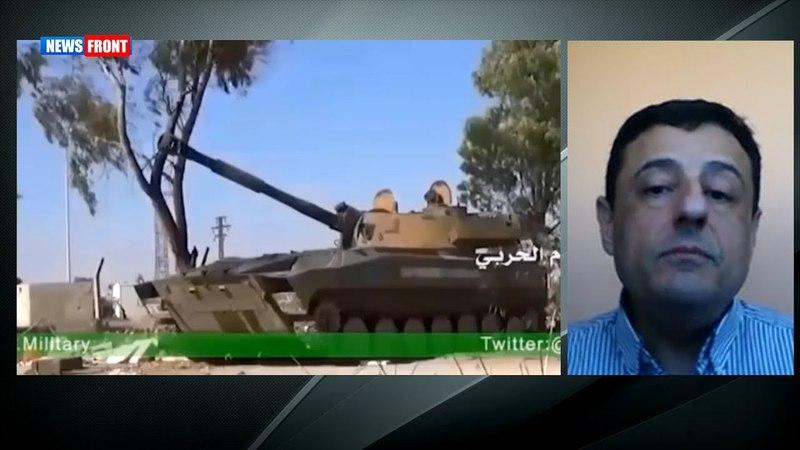 Салим Али: единственный выход в Сирии – начать общее народное сопротивление