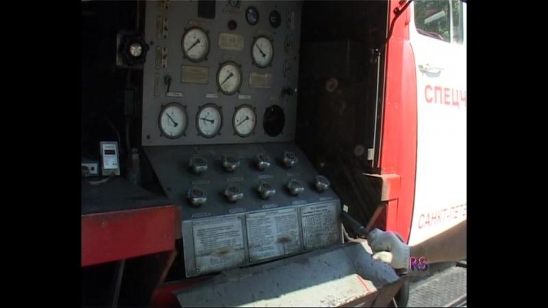 УКС-400В-131 запуск и вывод на рабочие параметры