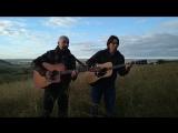 Евгений Чемякин и Кирилл Терентьев - Sittin' On Top Of The World (short live road-video)