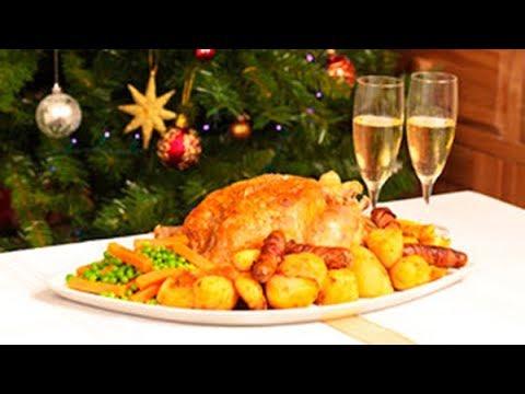 Новогодний стол 2019 КАРТОФЕЛЬ 5 рецептов для праздничного ужина и на КАЖДЫЙ ДЕНЬ смотреть онлайн без регистрации