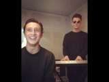 SG Lewis ft. Zak Abel - Warm.mp4