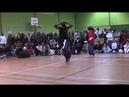 Juste Debout 2003 - Hip hop final - Yugson Dedson vs Joseph Go Meech