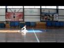 Першина Елизавета - гимнастический танец 03.03.18