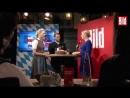 Bayerische Grünen Chefin Katharina Schulze redet sich um Kopf und
