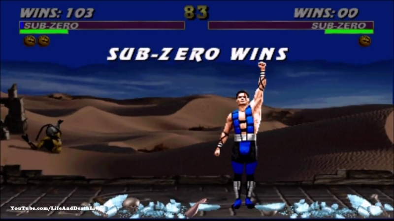 Ultimate Mortal Kombat 3 -All Fatalities-Animalities-Friendships-Babalities- -HD-