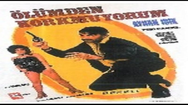 Ölümden Korkmuyorum -Nazmi Özer 1971 - Ayhan Isik, Feri Cansel, Ceyda Karahan
