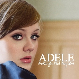Adele альбом Make You Feel My Love