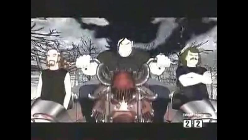 2х2 анонс: скоро металлопокалипсис №1 (2007)